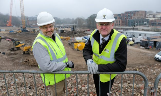 Tolent named as contractor for Milburngate construction