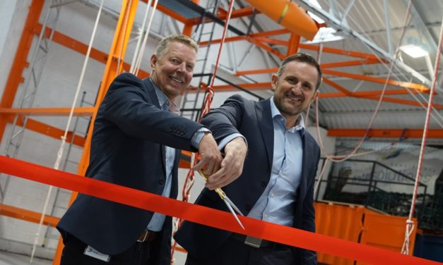 Tees Valley Mayor endorses state-of-the-art training centre that will support careers in industry