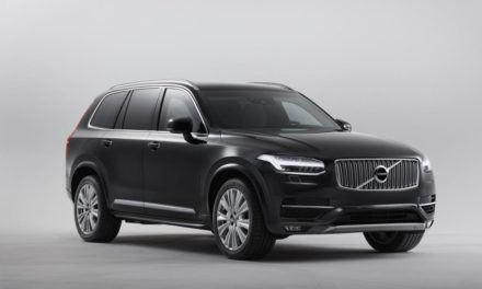 VOLVO CARS RELEASES ARMOURED CARS FOR PEOPLE NEEDING HEIGHTENED PROTECTION