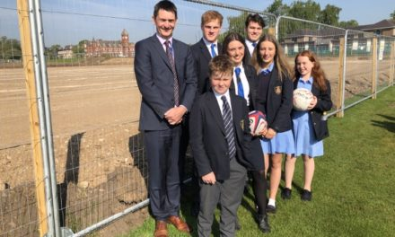 Ripon Grammar's £1m boost for future sporting stars