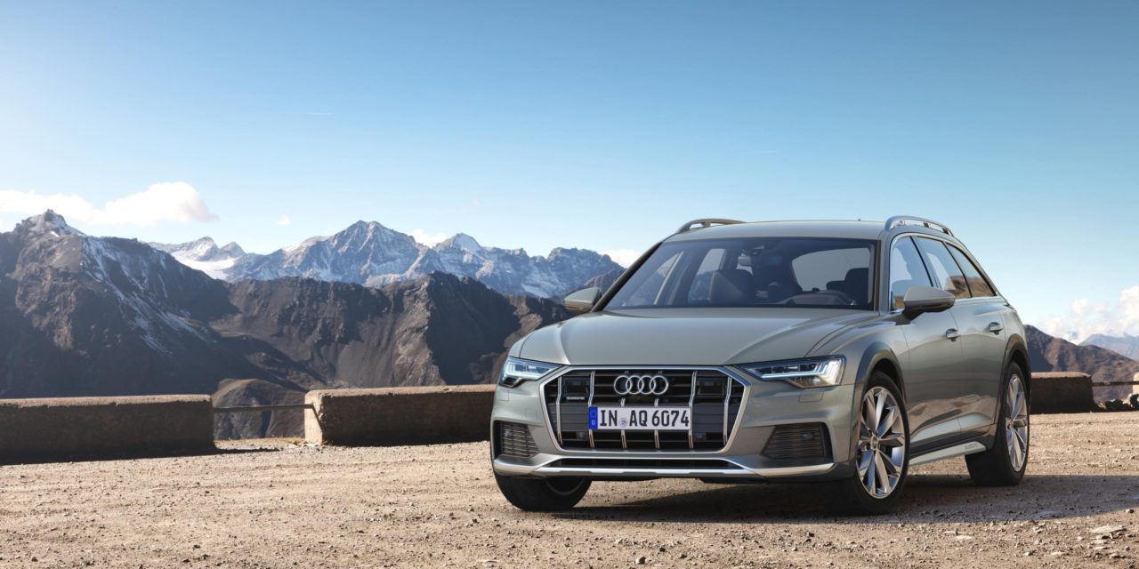 ALL-NEW AUDI A6 ALLROAD MARKS 20 YEARS OF TRACK AND FIELD SUCCESS