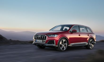 THE NEW AUDI Q7 – SEVEN-SEAT LUXURY REDEFINED