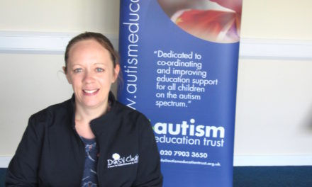 Daisy Chain leads the way in autism training
