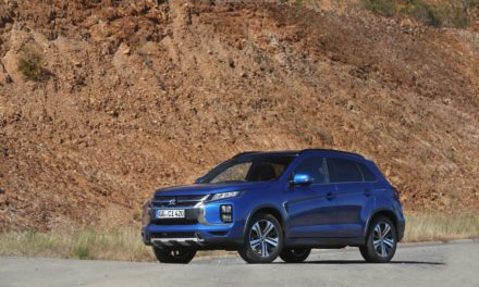 INTRODUCING THE 2020 MITSUBISHI ASX