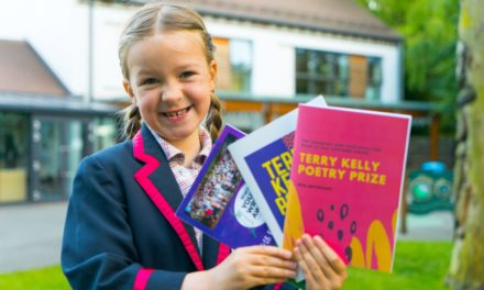 Six year old Yarm School pupil becomes a published poet