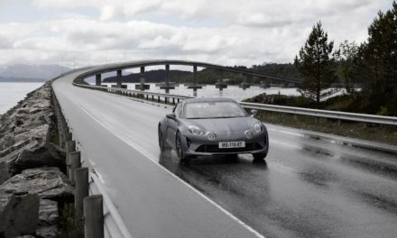 ALPINE UNVEILS THE A110S: THE LATEST EDITION TO THE LIGHTWEIGHT SPORTS CAR RANGE