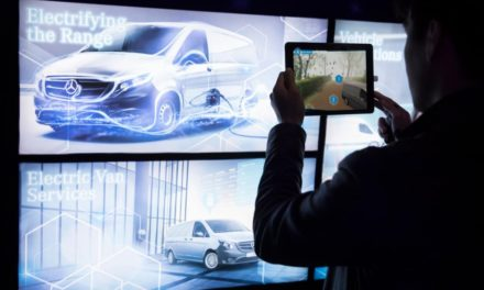 MERCEDES-BENZ VANS LAUNCHES KEEPING BUSINESSES MOVING IMMERSIVE EXPERIENCE TO BRING ADVANCE STRATEGY TO LIFE