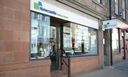 Upgraded Newcastle Building Society Berwick Branch Set To Fully Reopen
