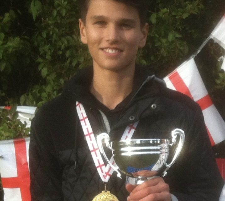 Ripon Grammar student selected for England
