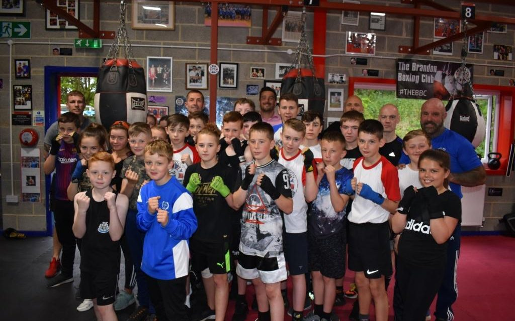 Brandon Boxers Up For The Fight In New Competition-Standard Ring