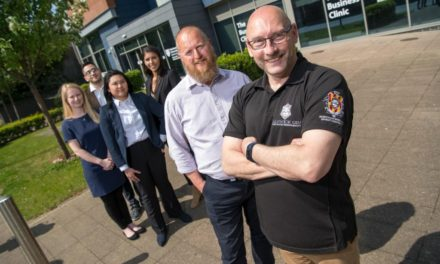 Business students help award-winning artisan gin maker craft strategy for growth