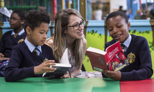 The search is on for volunteers to help boost literacy levels in Middlesbrough
