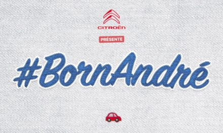 #BORNANDRÉ: CITROËN IS LOOKING FOR A BABY NAMED 'ANDRÉ' BORN ON ITS 100TH ANNIVERSARYe