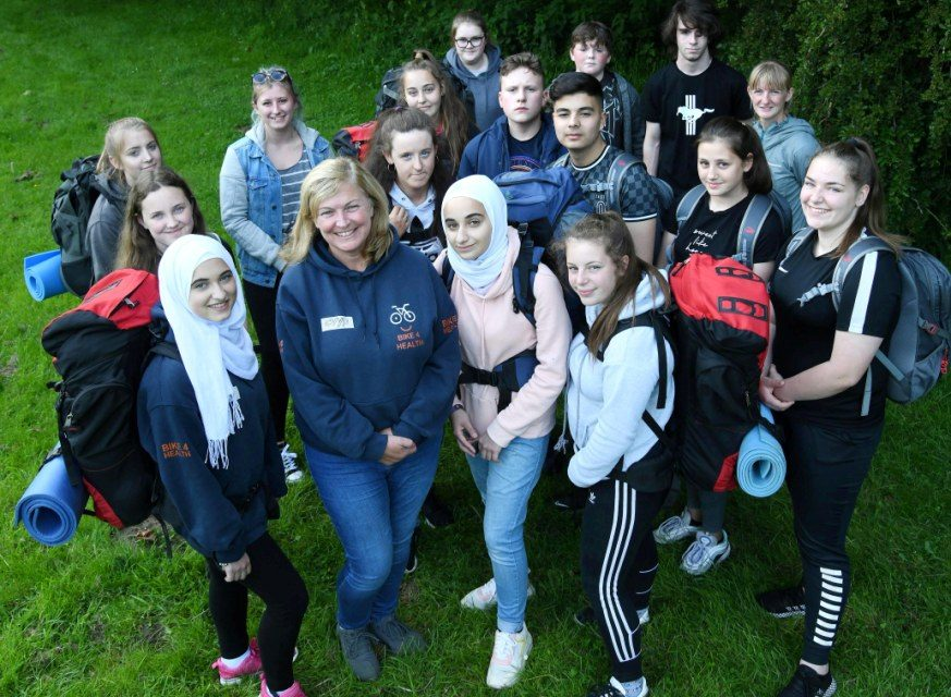 Cramlington Youngsters Going For Gold With Newcastle Building Society Support