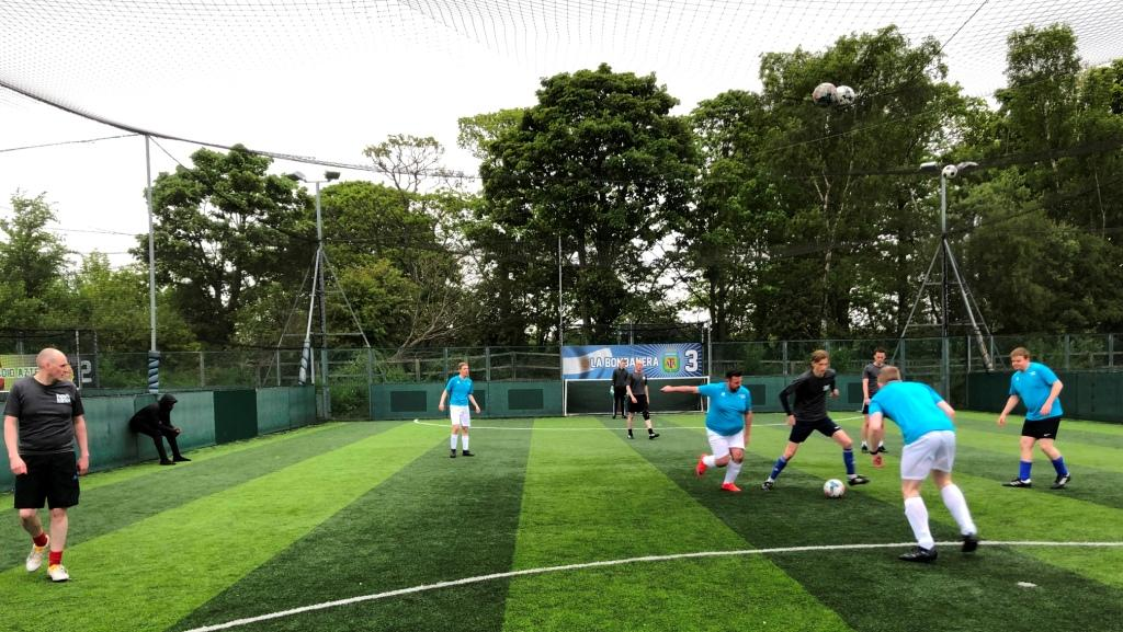 Legal Victory For Young Professionals In Football Charity Challenge