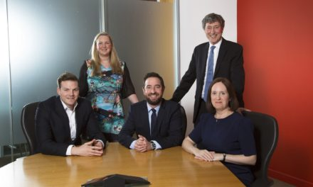 Four senior promotions at Muckle LLP's award winning corporate team