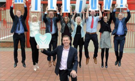 ANDY PRESTON STEPS DOWN AS CHARITY CHAIRMAN FOLLOWING MAYORAL SUCCESS