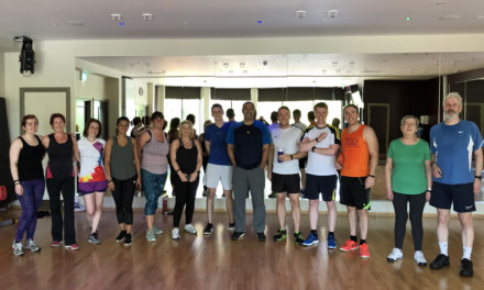 Olympian Daley Thompson races to County Durham to host fitness day and support children's charity