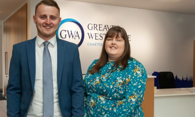 Northumberland Accountancy Firm Builds Talent with Double Promotion and Key Appointments
