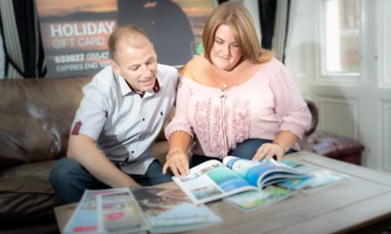 Caribbean dream honeymoon comes true for Catterick couple