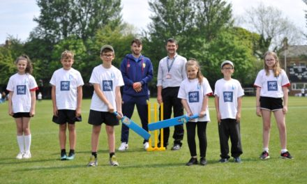 Durham Cricket is proud to announce record participation in the 2019 Port of Tyne Kwik Cricket Festival