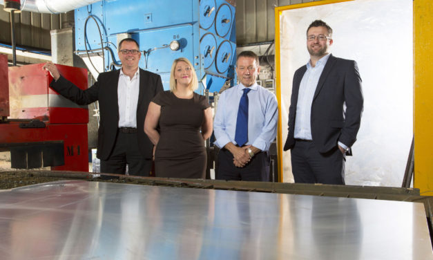 Metalwork firm eyes stairway to growth with NEVF backing