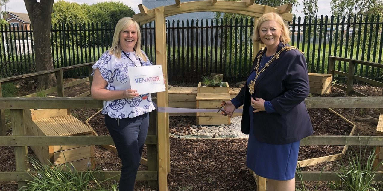 Green fingered Stockton students grow outside classroom