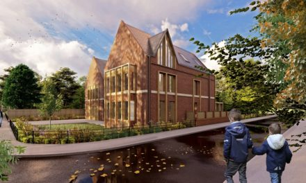 PLANS FOR ARCHITECT'S VICTORIAN VISION AT GREAT PARK SUBMITTED