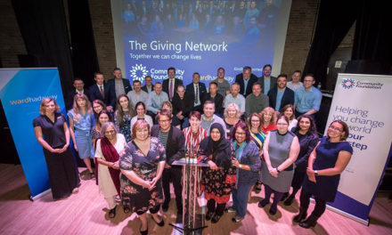 Giving Network awards over £16,000 for local causes