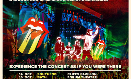 ​   REBEL VISION AND FLYING ENTERTAINMENT TOUR IMMERSIVE SCREENING OF THE ROLLING STONES LEGENDARY HAVANA MOON IN HULL