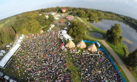 BOOK A LUXURY TIPI AT HARDWICK LIVE FESTIVAL