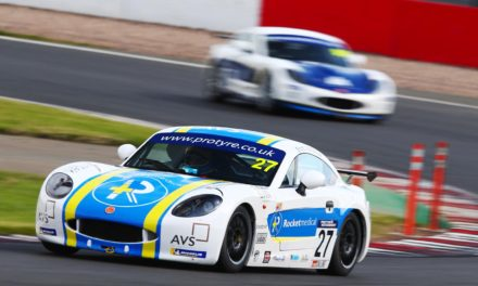 North East Racer McKenna Chases GT Dream With Third Win