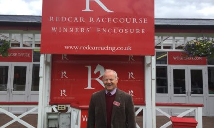 Former MP joins racecourse board