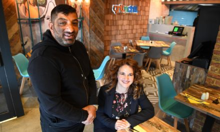 Grill 'n' Chill fires up growth with new premises