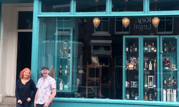 Duke Street mixes business with pleasure as first bottle shop bar comes to busy Darlington street.