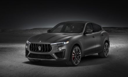 THE ULTIMATE MASERATI OF SUVS – LEVANTE TROFEO AND GTS COMING TO THE UK