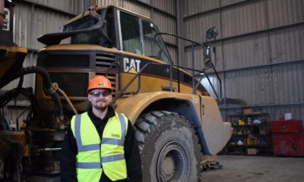 Local Lad Liam Picks Out Procurement Apprenticeship With Banks Mining