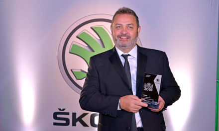 Newcastle Skoda dealership wins top used car retailer prize at prestigious manufacturer awards