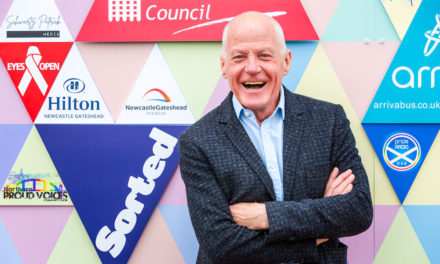 LORD MICHAEL CASHMAN JOINS PRIDE MEDIA CENTRE AS PATRON