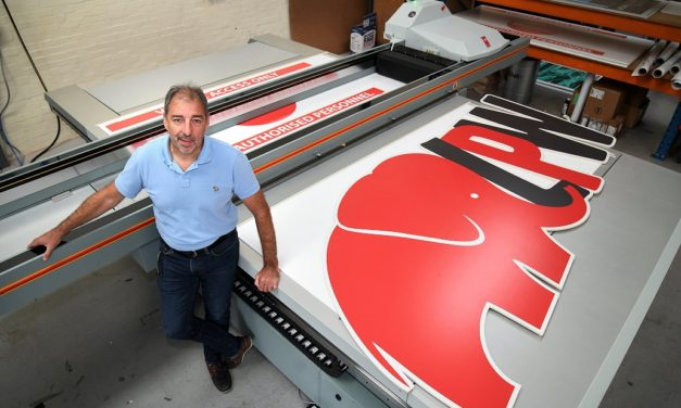 Printing firm doubles investment in technology for growth