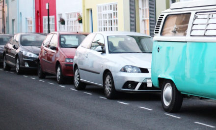 MOTORING MISERY…PARKING IS A STRUGGLE FOR ONE-IN-FIVE DRIVERS