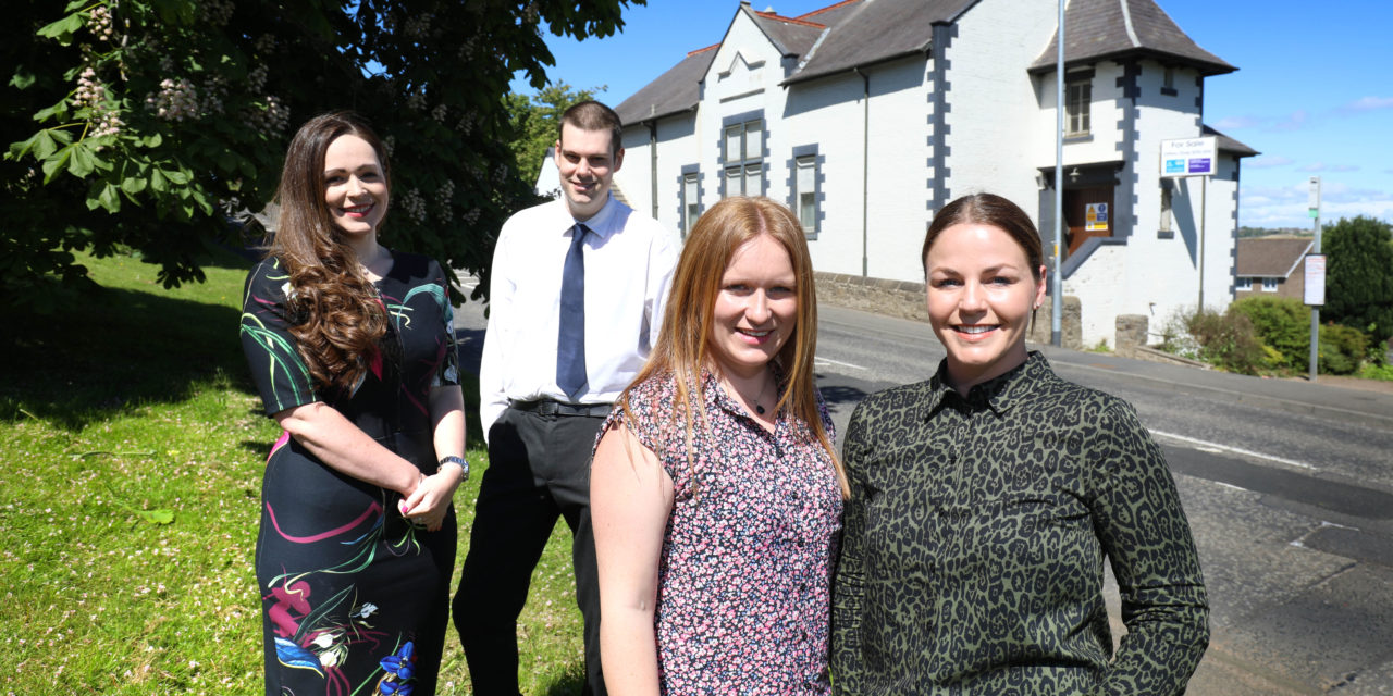New nursery and forest school venture will open its doors in Prudhoe following grant funding to create more rural jobs