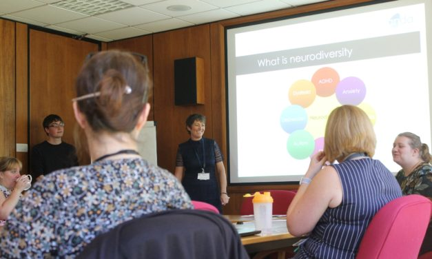 Council leads the way in autism training