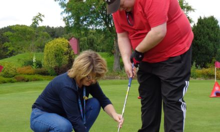 Golf star to open UK's first autism-friendly driving range