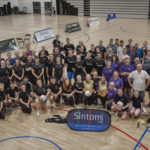 Netball tournament attracts business figures from across the region