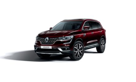 NEW RENAULT KOLEOS: NEW ENGINES, GREATER STYLE AND IMPROVED COMFORT FOR FLAGSHIP SUV