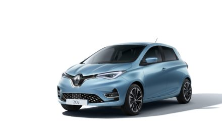NEW ZOE: INCREASED RANGE, GREATER PERFORMANCE, ENHANCED TECH AND FRESH NEW LOOK FOR ALL-ELECTRIC HATCHBACK