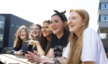 Newcastle College Backs the Power of Youth Social Action Day