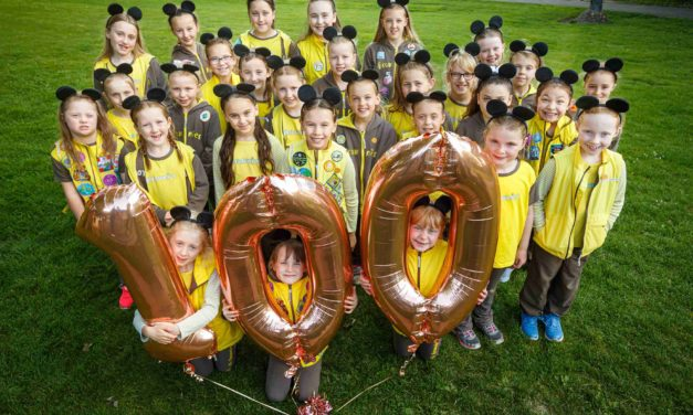 Magical Moments for North Tyneside Girlguiders