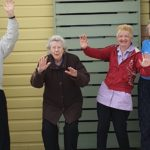 Seaside stroll down memory lane for residents